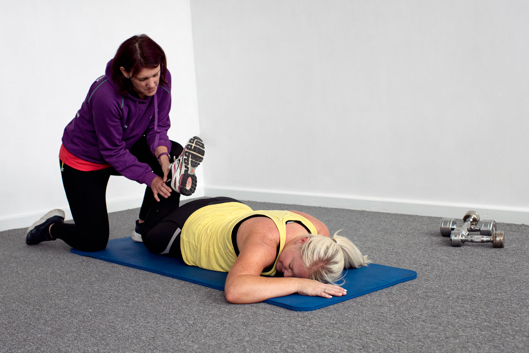 One to One Personal Training with Sharon Porter