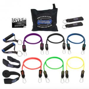 Bodylastics Stackable MAX Tension XT Premium Resistance Bands